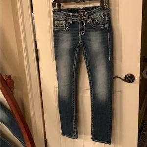 Vigoss jeans waist 25/length 30 size 4